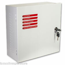CCTV 12V 10A 8ch Switching Uninterruptible Power Supply UPS