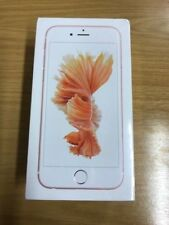 Apple iPhone 6s - 32GB - Rose Gold (EE)