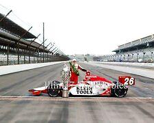 DAN WHELDON 2005 INDY 500 WINNER AUTO RACING 8X10 PHOTO #2