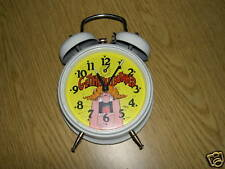 RARE AG MAD DON MARTIN GETTHEHELLOUTABED ALARM CLOCK