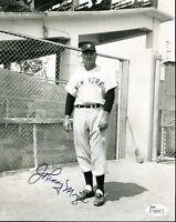 Johnny Mize Original Signed Jsa Certed 8x10 Photo Authentic Autograph