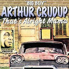 Crudup, Arthur : Thats Alright Mama CD