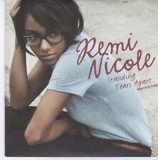 (CE417) Remi Nicole, Standing Tears Apart - 2009 DJ CD
