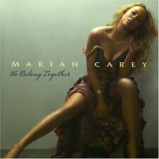 "Mariah Carey 3TRK AUSSIE REMIX CD ""WE BELONG TOGETHER"""
