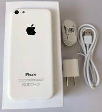 iPhone 5C White Unlocked 16GB AT&T TMobile Sprint Metro Cricket Straight Talk