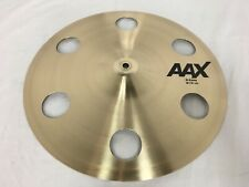 "Sabian AAX 16"" O-Zone Crash Cymbal/New with Warranty"
