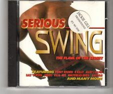 (HQ233) Serious Swing, The Flava Of The Street - 1995 CD