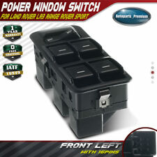 Power Window Switch for 2005-2006 Land Rover LR3 Range Rover Sport YUD501110PVJ