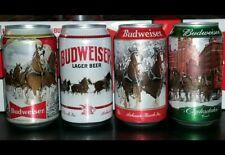 Budweiser Happy Holidays 12oz Cans