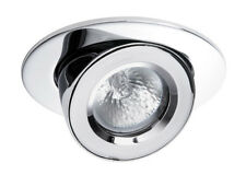 Spotlights Beautiful Cut Hole 70mm Led Gu10 Mr16 Bulb Spot Light Lamp Fitting Holder A Complete Range Of Specifications