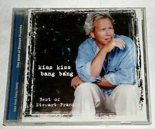 Kiss Kiss Bang Bang: The Best of Stewart Francke (CD,2001) Brand New