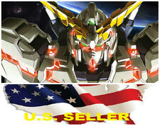 ❶❶Metal Detail-Up Parts Set For Bandai PG 1/60 Unicorn Gundam RED US seller❶❶