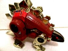 G2 vintage RED Snarl variant REPAIRED near complete part lot Dinobot G1 see desc