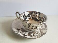 Royal Chelsea England Bone China Tea Cup and Saucer Vintage Set
