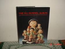 "The M.I. Hummel Album 11 1/4"" x 8 3/4"" Hc Book/Dust Jacket/1992/Free Ship!"