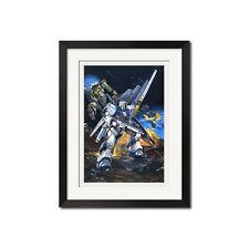 Mobile Suit Gundam x Takani Yoshiyuki Wonder Art Poster Print 0769