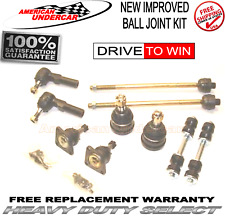 HD New Ball Joint Tie Rod Kit Chevrolet Camaro Pontiac Firebird T/A 1993 - 2002