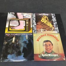 Four Brilliant Comedy Albums