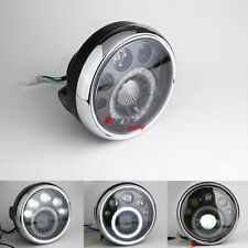 "Emarks 7 ""LED MOTOCICLETTA FARO LAMPADA Fit Suzuki SV400 GSX SV650 GS500 Van Van"