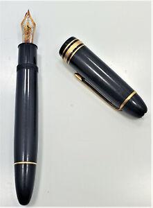 Montblanc Meisterstuck No. 149 18K 18C Gold 4810 Nib Fountain Pen