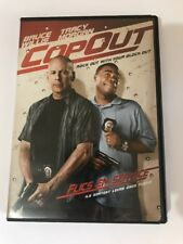 Cop Out (DVD, 2010, Canadian) Widescreen Bruce Willis Tracy Morgan