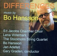 Bo Hansson - Differences [New CD]