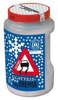 3 kg Glatteisbremse alternatives Streusalz Kalksteingranulat schnelltauend