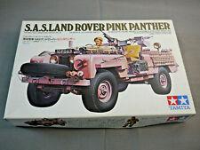 Tamiya Military Model 1/35 SAS Land Rover Pink Panther Scale Hobby 35076