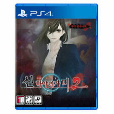 PS4 Shin Hayarigami 2 Game Pack Disk CD Play Station Adventure Mystery_IA