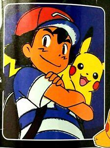 """New Nintendo Pokemon Fleece Throw Blanket Ash & Pikachu """"Next Tournament"""" 40x50"""