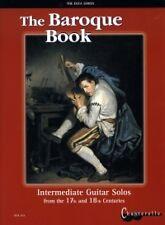 BAROQUE BOOK Intermediate Guitar Solos