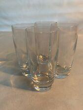 Set Of 4 Small Barware Glasses
