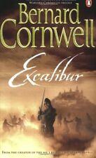 Excalibur: A Novel of Arthur (A Novel of Arthur: The Warlord Chronicles) By Ber