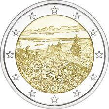 2018 Finland € 2 Euro UNC Uncirculated Coin Koli National Park