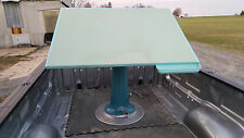 Vintage Mid Century Modern Nike Sweden Hydraulic Drafting Table Drawing Easel