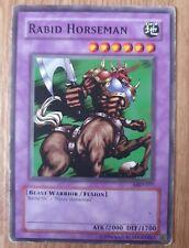 Rabid Horseman MRD-077 Yu-Gi-Oh Card