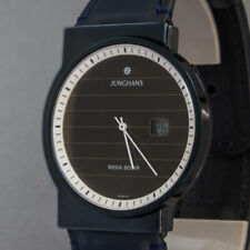 Herren Funk-Armbanduhr Junghans Mega Solar Quarz - Neuzustand, ungetragen in OVP