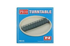 Peco NB-55 N Gauge Turntable Kit for Model Railways New