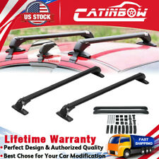 2 Pcs Roof Rack Cross Bars Luggage Carrier Rubber Gasket For 4DR Car Sedans