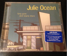 JULIE OCEAN: 'Long Gone and Nearly There' CD indie rock power pop jangle punk