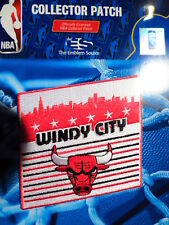 """Official Licensed NBA Chicago Bulls """"Big Sky"""" Fan Iron or Sew On Patch"""