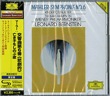 LEONARD BERNSTEIN-MAHLER: SYMPHONY NO.6...-JAPAN 2 SHM-CD Ltd/Ed F04