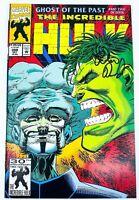 Marvel INCREDIBLE HULK (1992) #398 SIGNED by Peter DAVID w/COA NM- Ships FREE!