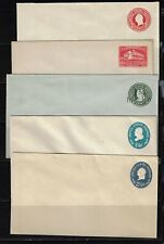 Collection of 30 Us Stamped Envelope Entires