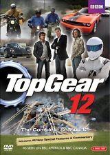 NEW - Top Gear 12