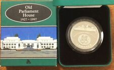 1997 $1 old Parliament House proof coin