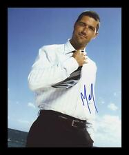 MATTHEW FOX AUTOGRAPHED SIGNED & FRAMED PP POSTER PHOTO