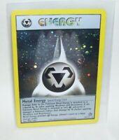 Pokemon Metal Energy Card 1995-2000 Nintendo 19/111