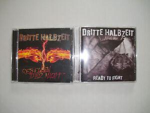 Cds Dritte Halbzeit - Ready to Fight (2018) Rebellen der Nacht (2020)Kategorie C