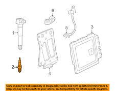 PORSCHE OEM 09-12 911 3.8L-H6 Ignition-Spark Plug 99917013090